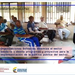 Organizaciones Solidarias para la Paz
