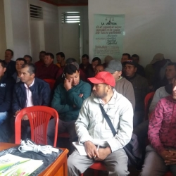 Fundecoop fortaleciendo a las Cooperativas de Trabajo Asociado del Alto Putumayo a través del Curso Nivel Medio de Economía Solidaria